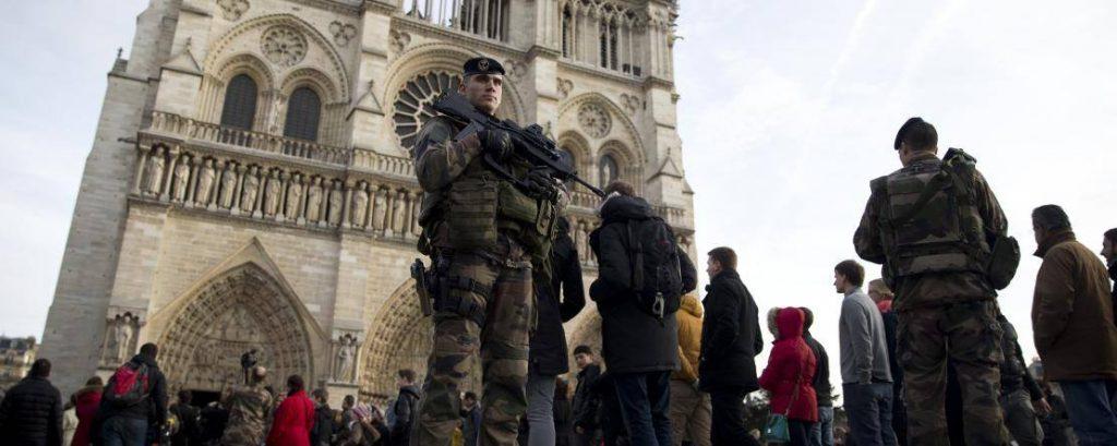 L'état d'urgence se définit comme un régime d'exception mais la loi ne prévoit aucune limite temporelle à sa prorogation. ©Kenzo Tribouillard/AFP