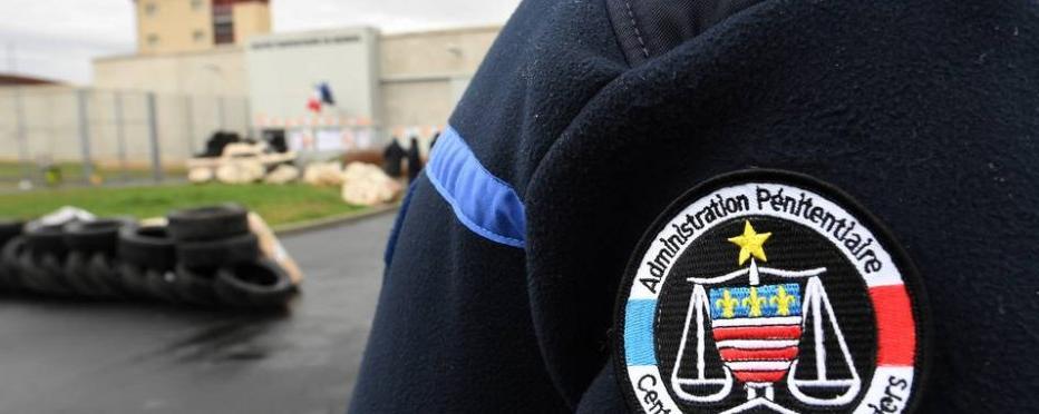 Les gardiens de prison n'ont pas le droit de grève et peuvent être sanctionnés en cas de cessation du travail. © PASCAL GUYOT / AFP